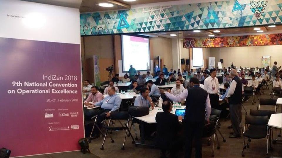 Pune,Kaizen,10th Annual Indizen 2019