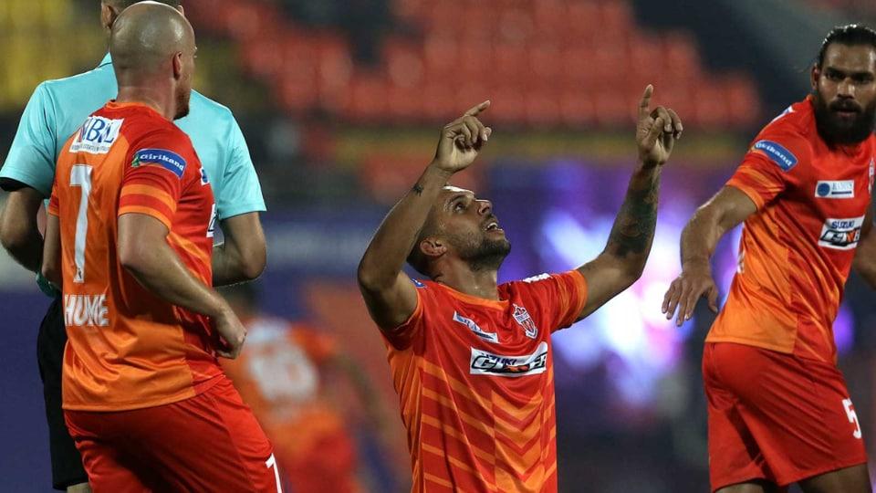 FC Pune City,ATK,Indian Super League