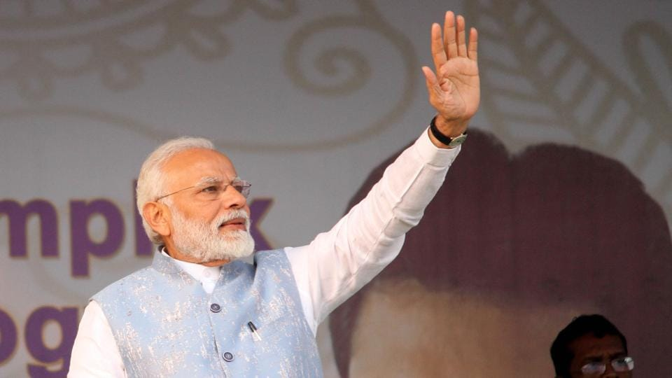 Narendra Modi will unveil several projects at Yetukar Bypass in Guntur on Sunday. Among them is the 1.33 MMT Visakhapatnam Strategic Petroleum Reserve facility of the Indian Strategic Petroleum Reserve Limited which he will dedicate to the nation.