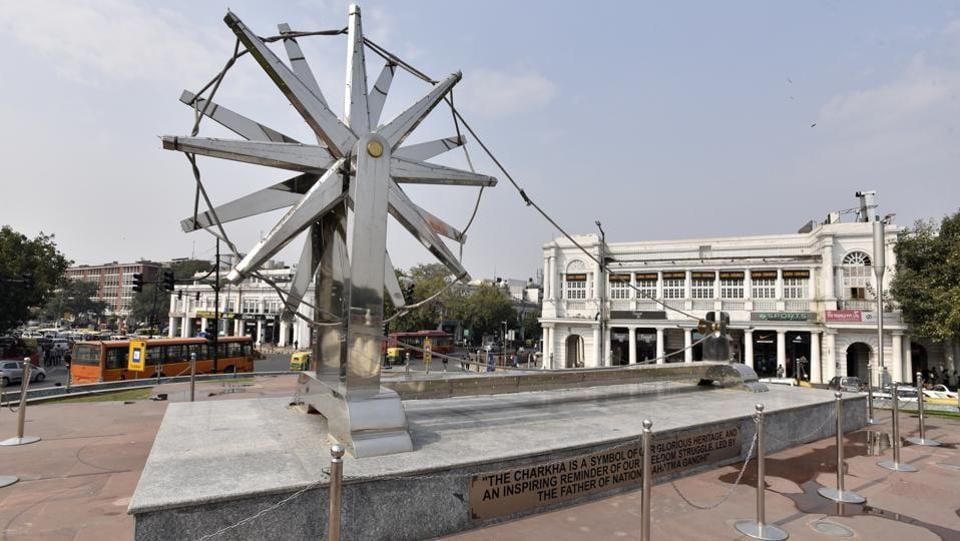 Photos: A capital tour on Gandhi's trail in Delhi   delhi