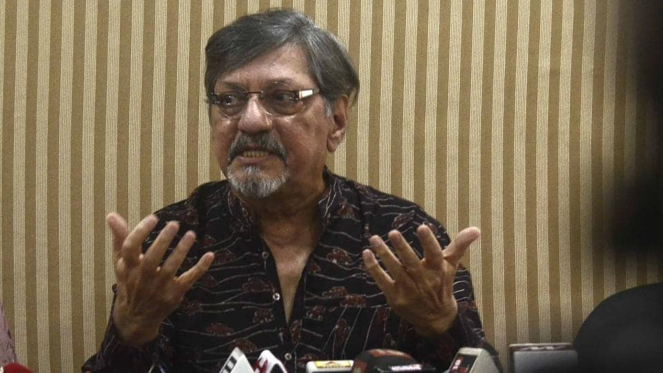 Amol Palekar,India today,National Gallery of Modern Art