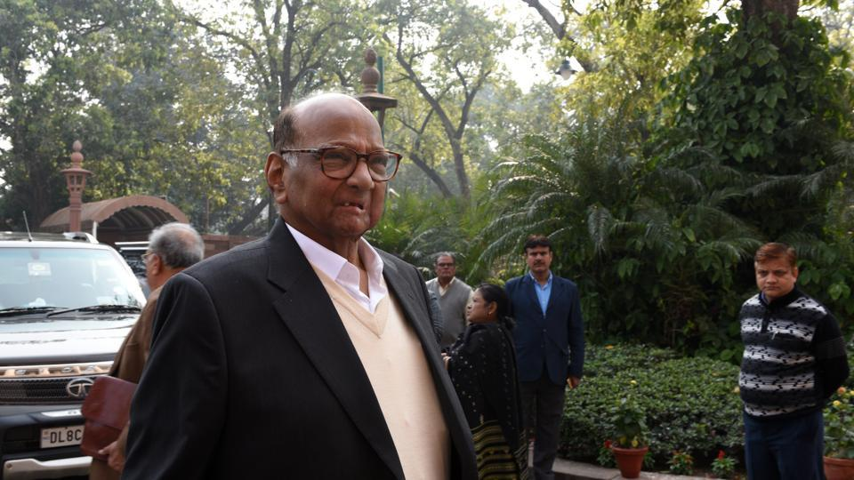 Sharad Pawar said his party was not engaged in any talks for a tie-up with MNS.