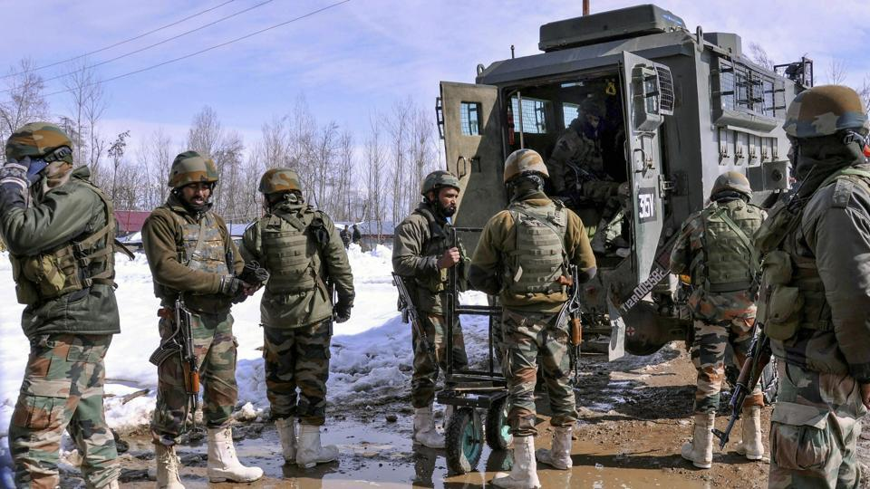 A pregnant woman stuck in heavy snowfall safely delivered twins, thanks to the Indian Army which came to her aid in the nick of time and shifted her to hospital in north Kashmir's Bandipore district.