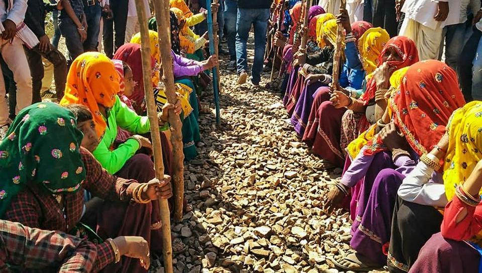 Gujjars,Rajasthan,India news