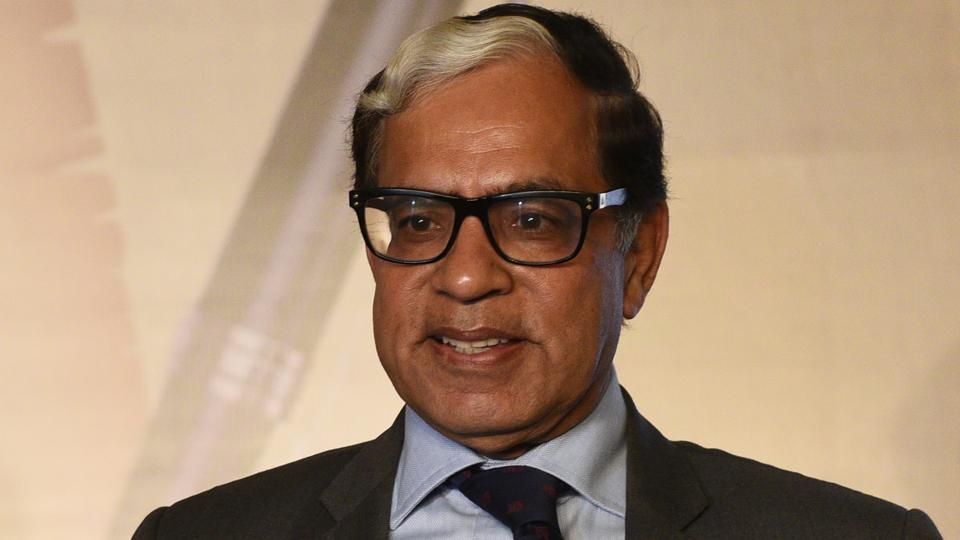 Judging is 'under stress' in digital era: Justice A K Sikri. (Photo by Vipin Kumar/ Hindustan Times)