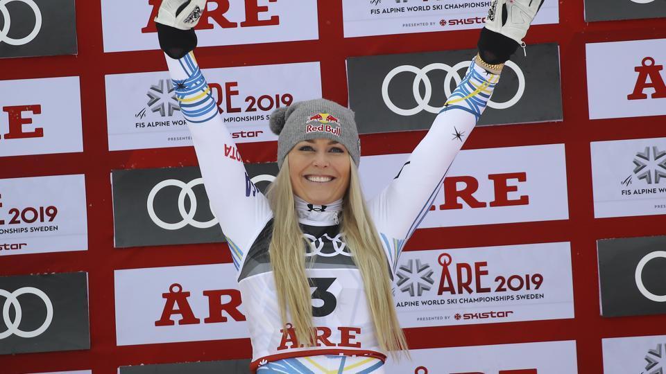 USA,Ski star,Lindsey Vonn