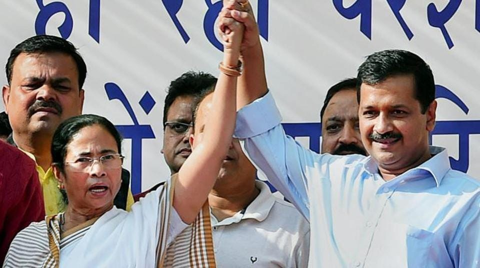 The Aam Aadmi Party (AAP), led by chief minister Arvind Kejriwal, announced that it will host the 'Remove Dictatorship, Save Democracy' rally in Delhi on February 13