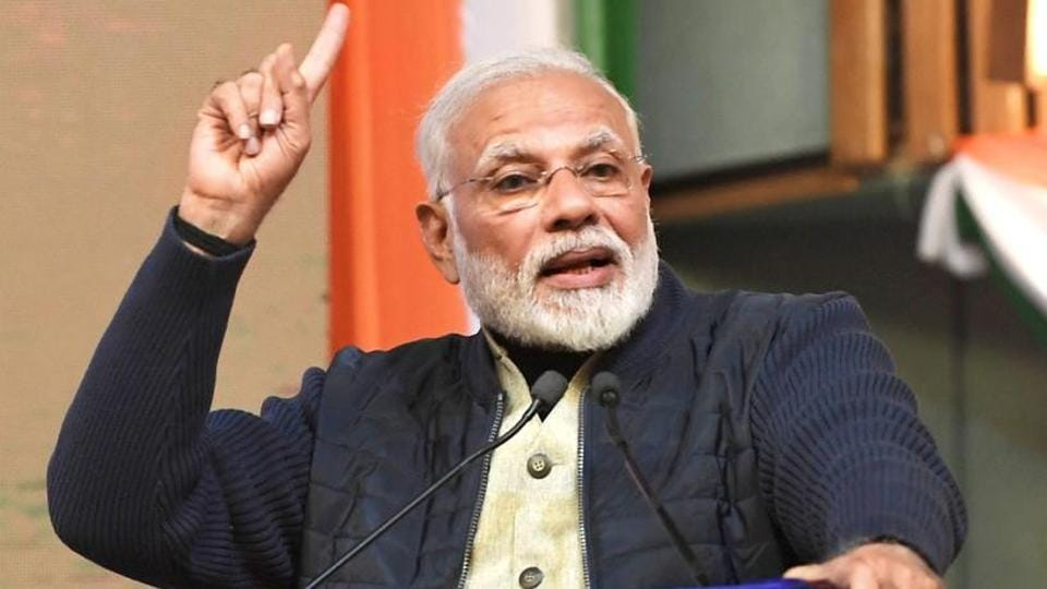 Modi also said that India has made rapid strides in achieving COP21 targets and are on way to achieve those.
