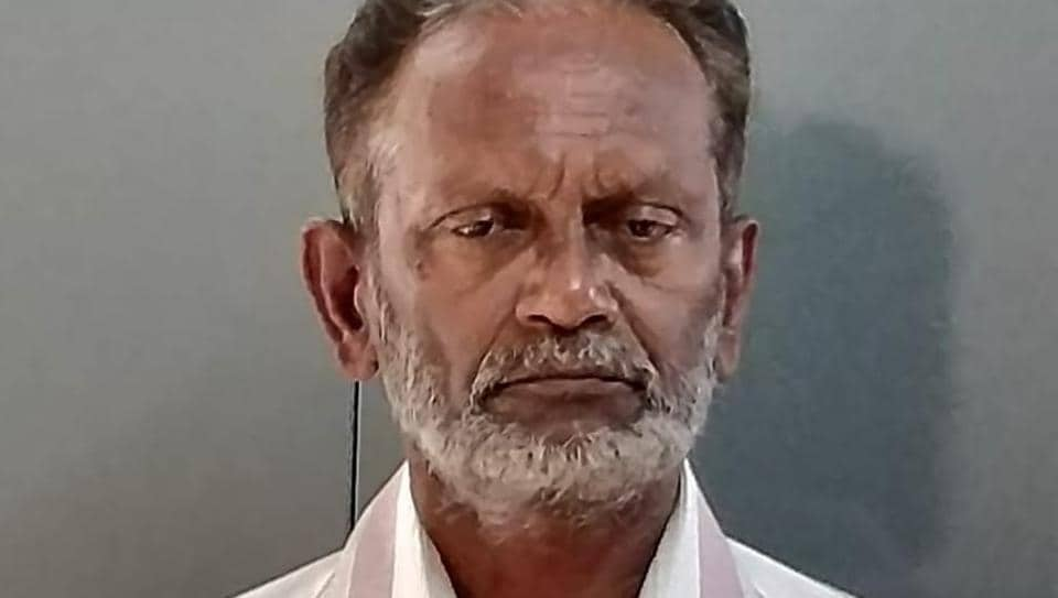 According to police, Mohammad Kamil Ansari (in photo) never bought new parts for his cabs. Instead, he stole cars, removed the parts needed and sold the rest as scrap.