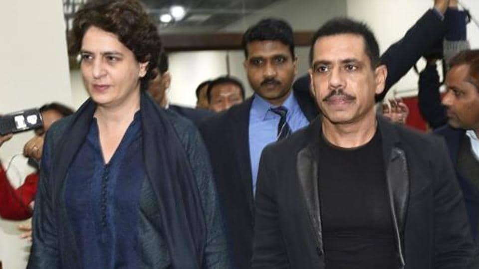 Priyanka Gandhi Vadra,Robert Vadra,Enforcement Directorate