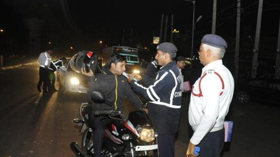 Traffic police personnel in the national capital say they are frequently threatened, sometimes assaulted or even mowed down by motorists when they attempt to prosecute drunk driving.