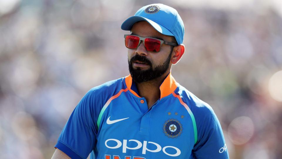 File picture of Virat Kohli