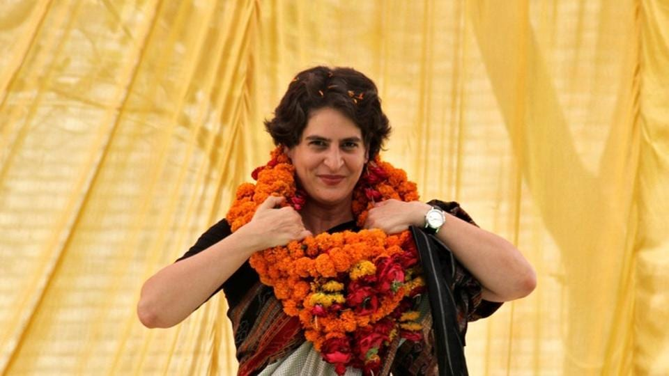 Priyanka Gandhi Vadra, Congress general secretary in-charge of eastern Uttar Pradesh, will be accompanied by her brother and Congress president Rahul Gandhi during her first visit to UP.