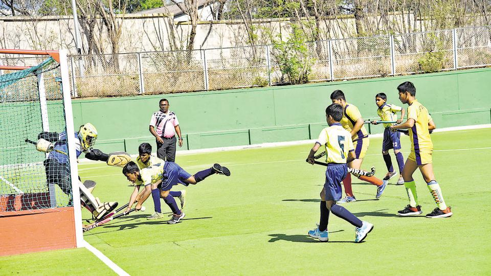 Father Schoch Memorial hockey tournament,Pune,Hockey