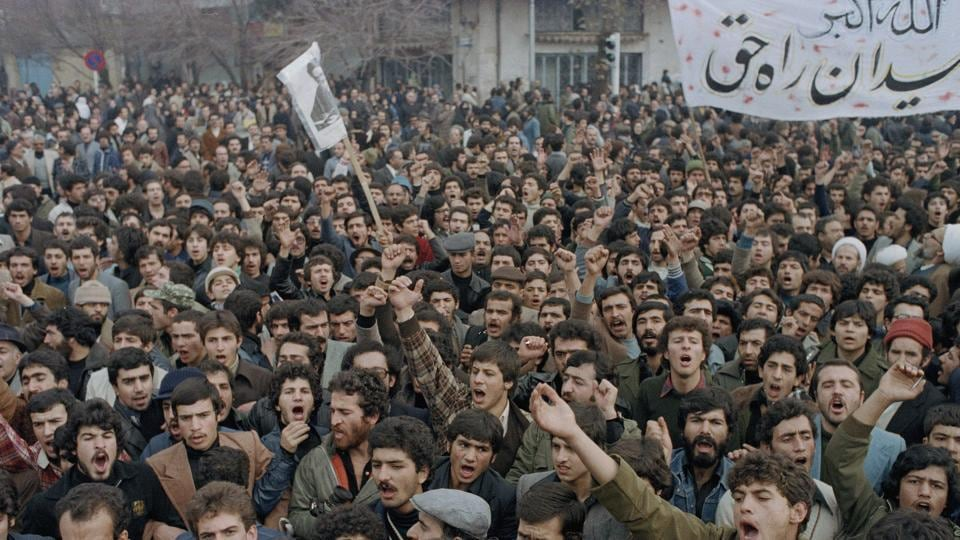 Protests in Tehran escalated towards November and Iran's petroleum exports took a hit after workers began strikes that ultimately brought exports down from 5 million barrels a day to a trickle. (Michel Lipchitz / AP File)