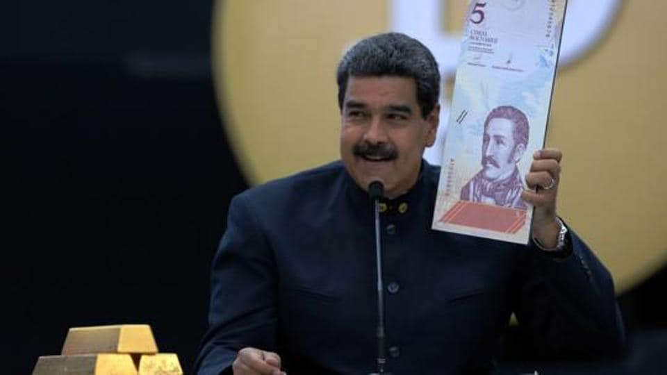 Venezuela,useless bank notes,gold