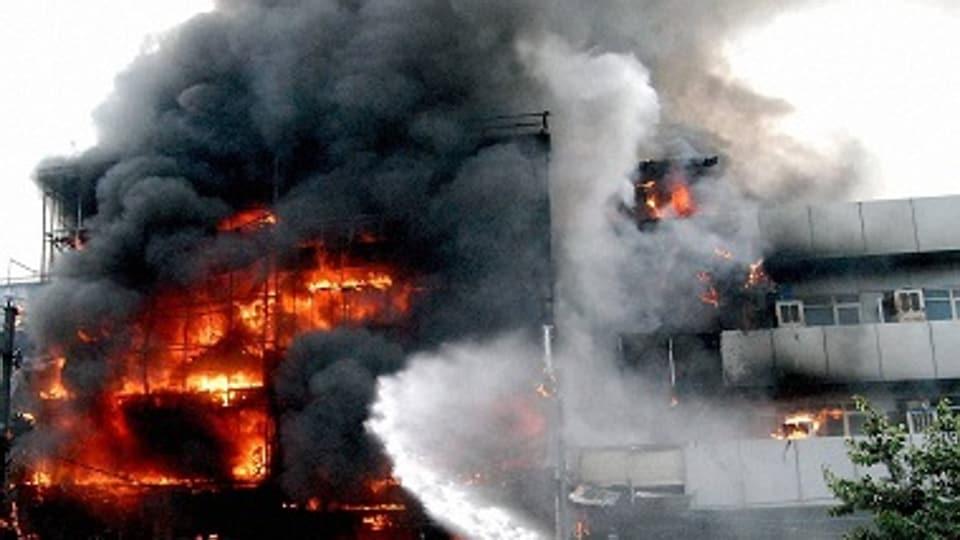 Delhi-NCR,fire in delhi hotel,Delhi's Karol Bagh