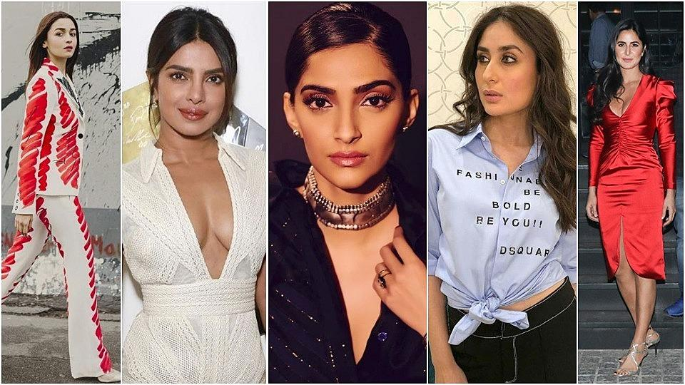 Valentine's Day outfits needn't be complicated. Don't miss these celeb outfits, if you are deciding on what to wear for a special date or a night out with friends. (Instagram)