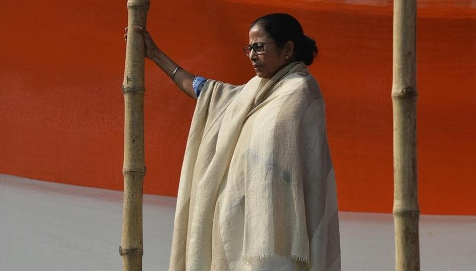 It seemed that Mamata Banerjee picked up from where she left during the rally on January 19 when almost two dozen leaders of parties opposed to the Bharatiya Janata Party gathered at her unity show in Kolkata's Brigade Parade ground