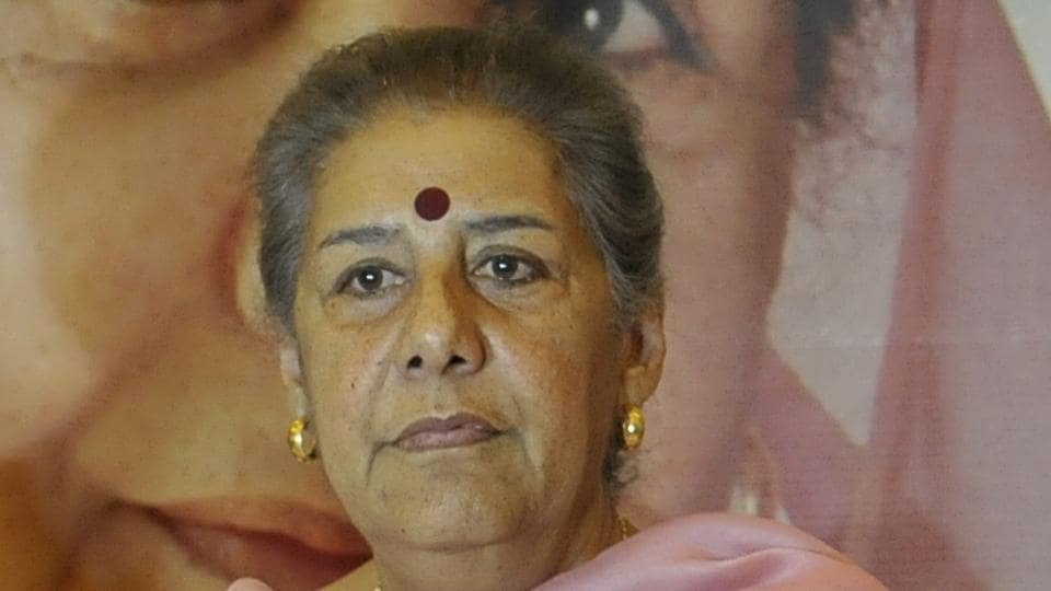 Senior Congress leader Ambika Soni, who lost to SAD's Prem Singh Chandumajra in 2014 Lok Sabha elections,  is reportedly not  too keen to contest this time.