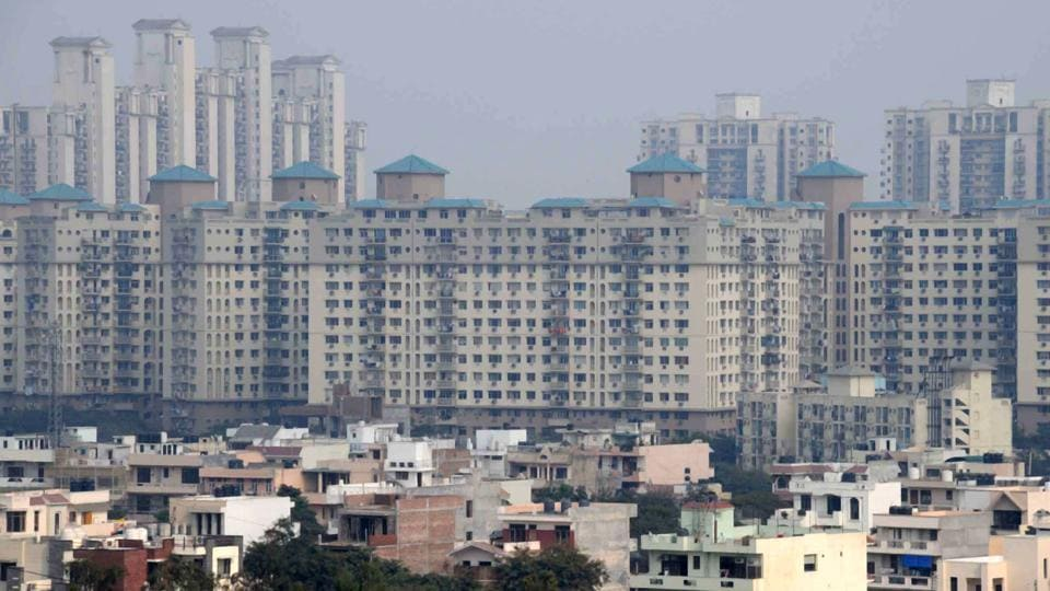 The city of Gurgaon generates around 60% of the total revenue of the state