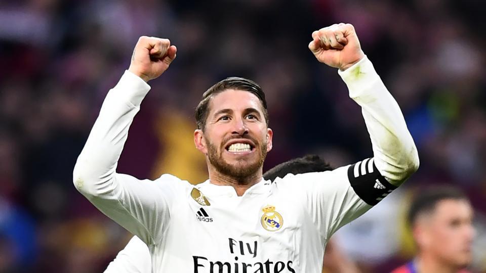 Sergio Ramos,Real Madrid,Real Madrid vs Ajax