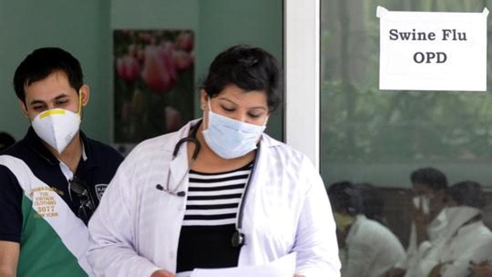 As many as 72 swine flu cases have been reported from the state capital this year.