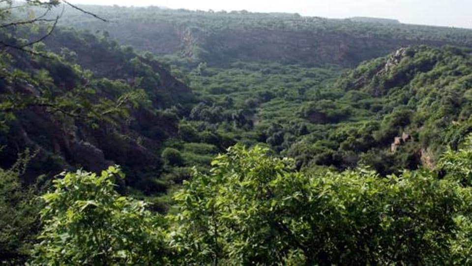 aravallis,PLPA,punjab land preservation act