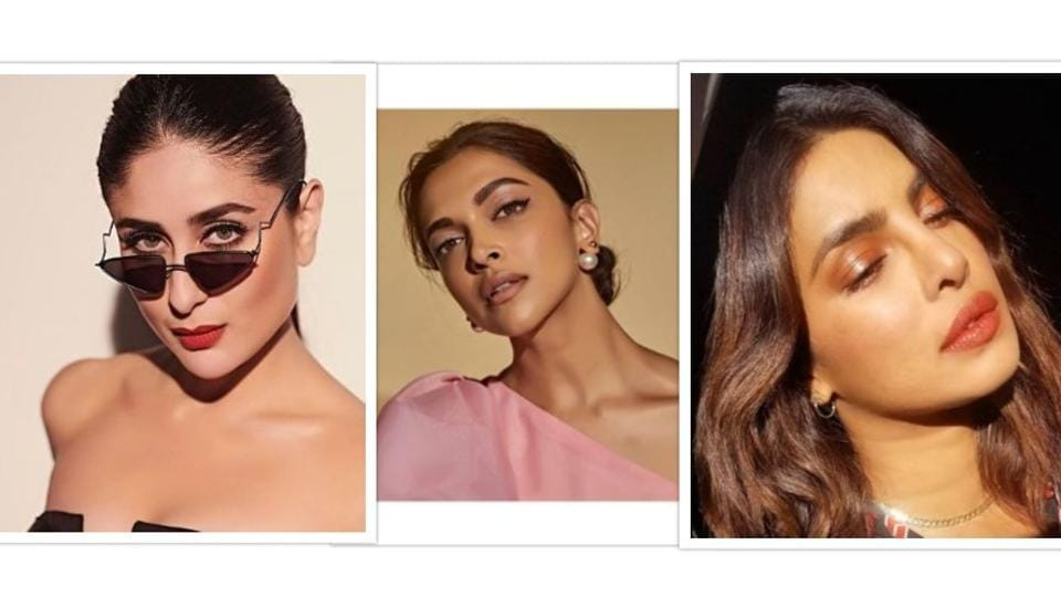 We've shortlisted some recent celeb looks — the likes of Kareena Kapoor Khan, Deepika Padukone and Priyanka Chopra, among many others — for you to imitate or take inspiration from, and dazzle your date like a true-blue diva.
