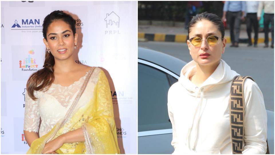 Kareena Kapoor Khan,Mira Rajput,Ranveer Singh