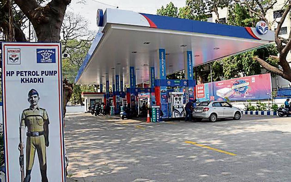 A compressed natural gas pump will be set up at the petrol pump near Khadki railway station.
