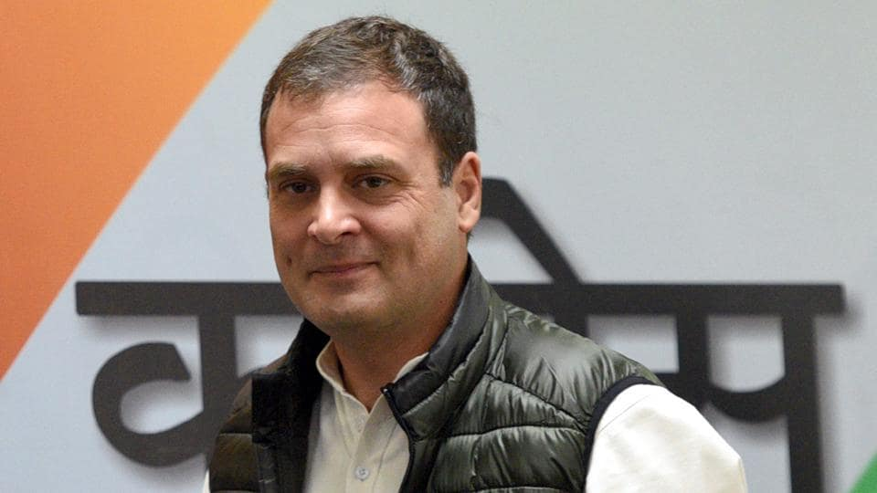 Rahul Gandhi will arrive in Rajasthan's Ajmer on Thursday to address party workers in what is being seen as a move to enthuse the cadre already on a high after the recent win in state polls.