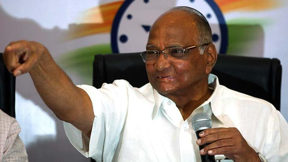 Nationalist Congress Party president Sharad Pawar will contest the Lok Sabha election from Madha in Maharashtra, party sources said on Wednesday.