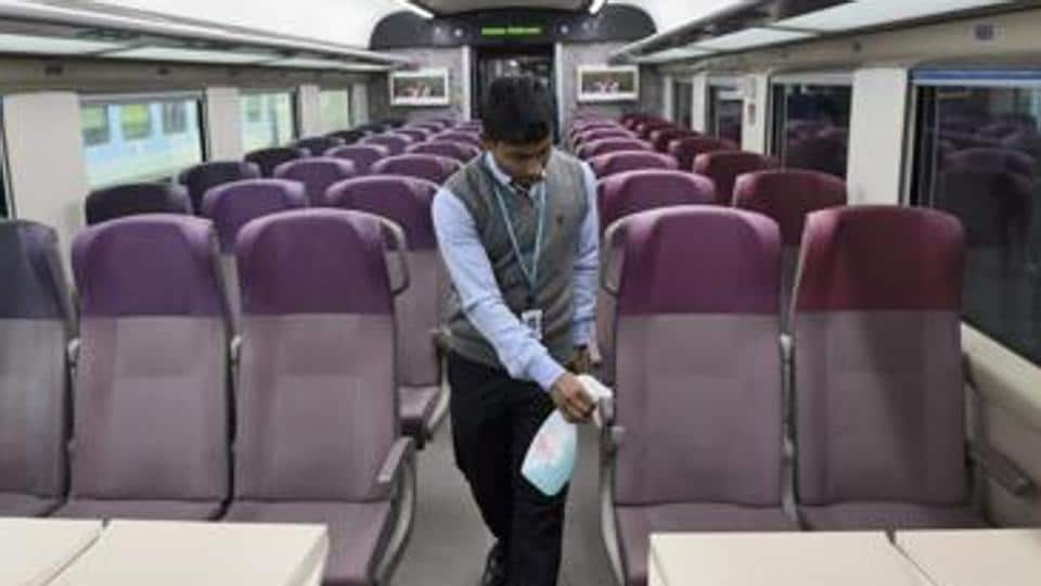 The Rs 100 crore Train 18, to be called the Vande Bharat Express, has had stones hurled at it during trial runs at least on two occasions.