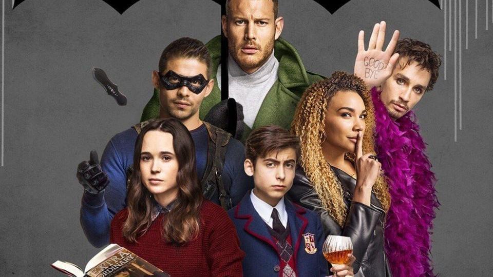 The Umbrella Academy review: Netflix assembles its own damaged ...