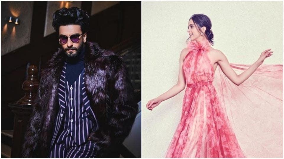 Deepika Padukone,Ranveer Singh,Valentine's Day