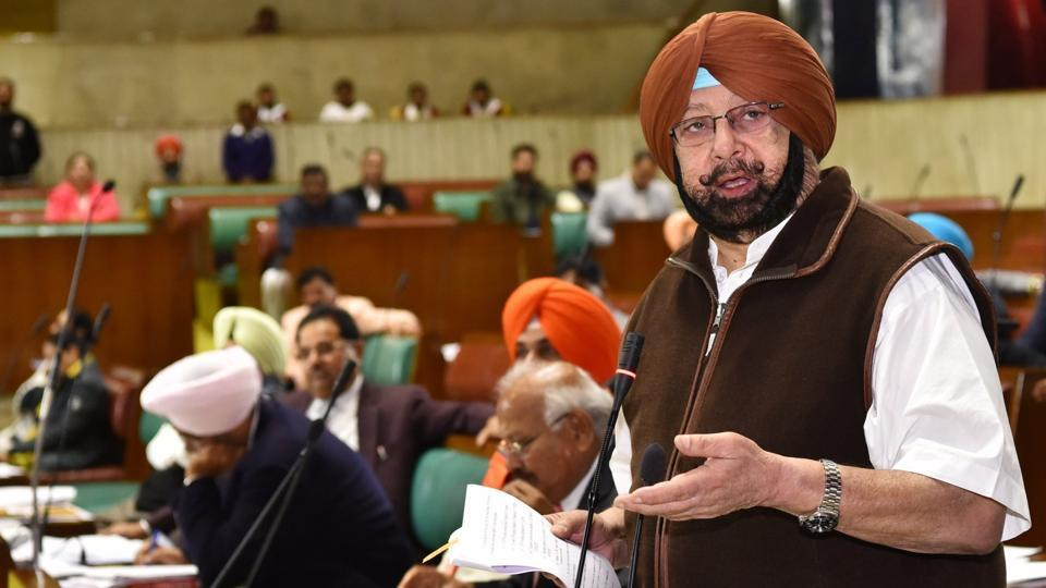 Image result for Punjab Assembly authorises CM to take up SGPC poll issue with Centre