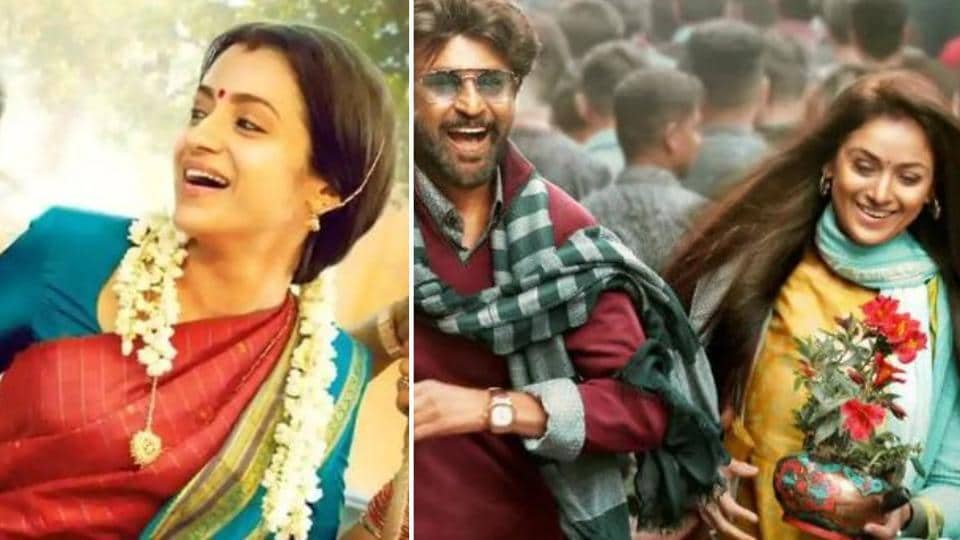 Trisha and Simran featured in Rajinikanth's Petta, though they had no scenes together.