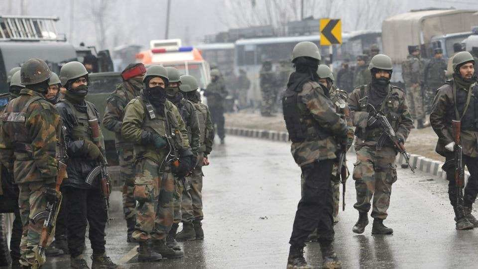 Late on Thursday evening, the government of India condemned the attack on security forces at Pulwama that left 43 CRPF jawans dead and many others injured.