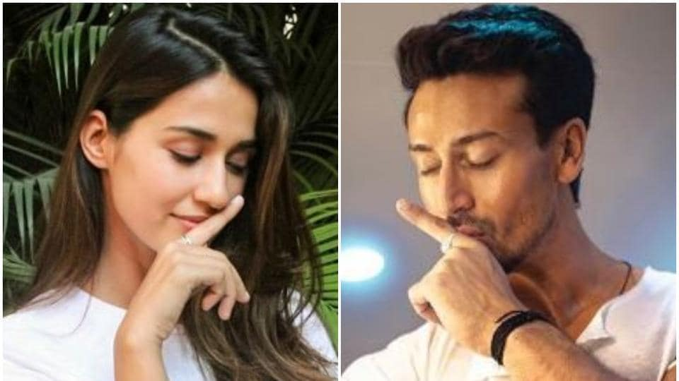 Tiger Shroff and Disha Patani appeared together in Baaghi 2.