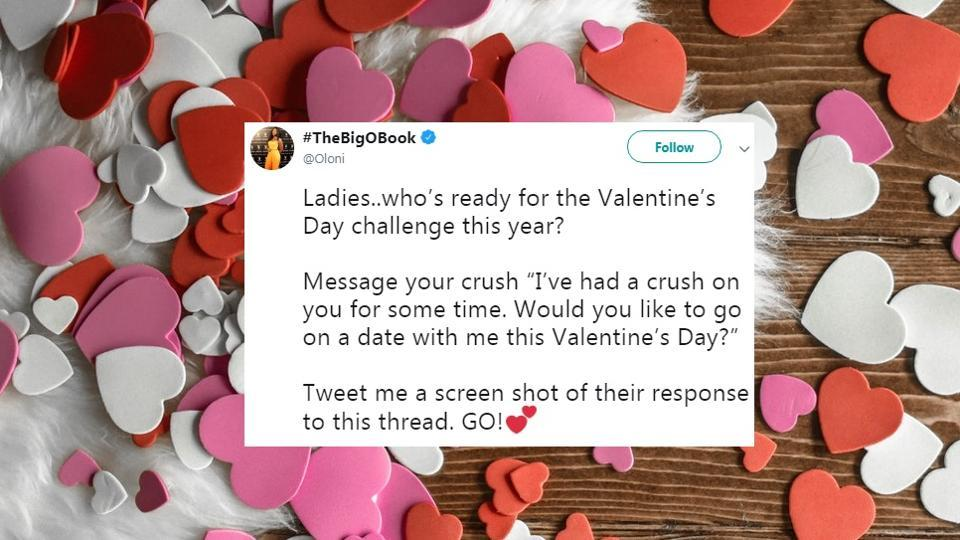 Several women have participated in challenge and shared screenshots of the answers they received after asking their crushes out.