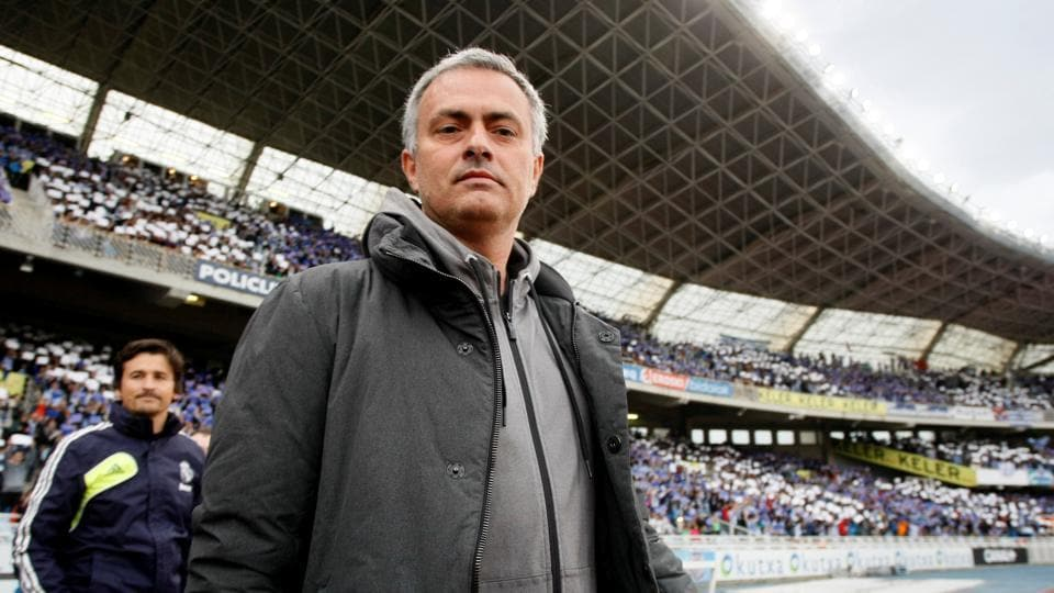 Manchester United confirm huge Mourinho pay-off | football
