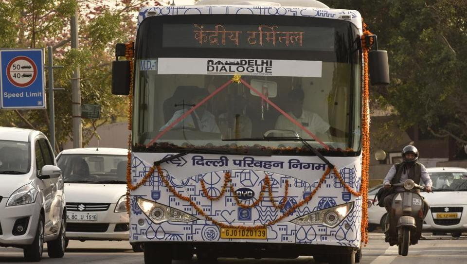 DTC managing director Manoj Kumar said the state-owned transport corporation will go digital in a phased manner, which also includes modernisation of bus depots.