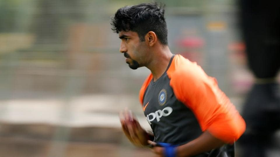 File picture of Jasprit Bumrah