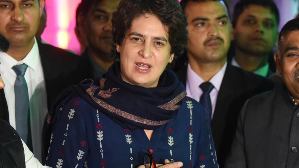 Priyanka Gandhi Vadra, the newly appointed general secretary of the Congress, will address a press conference in Lucknow on Thursday.