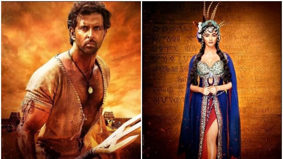 MohenjoDaro starred HrithikRoshan and Pooja Hegde in the lead.