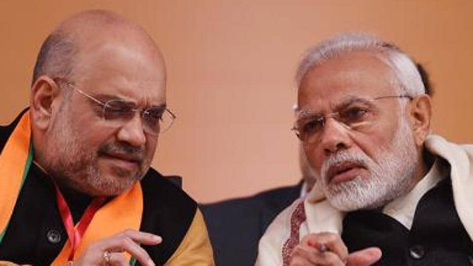 Political functions of Prime Minister Narendra Modi and BJP president Amit Shah have been cancelled in the wake of Pulwama terror attack.