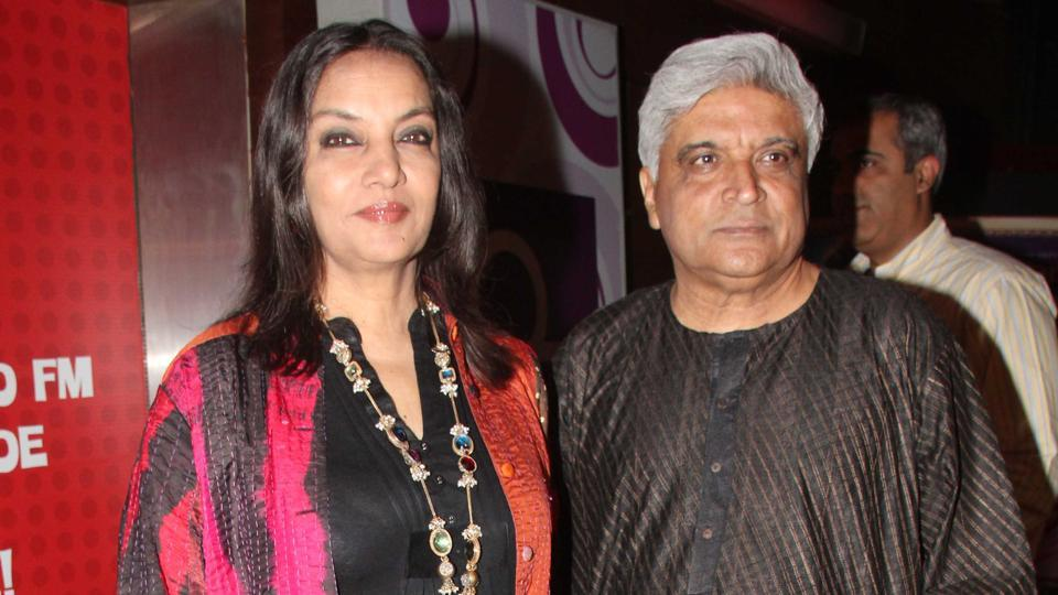 Shabana Azmi and Javed Akhtar were invited to Pakistan by the Karachi Arts Council for a two-day event.