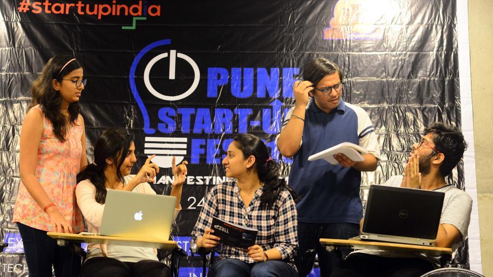 Pune,Campus connect,Pune startup fest