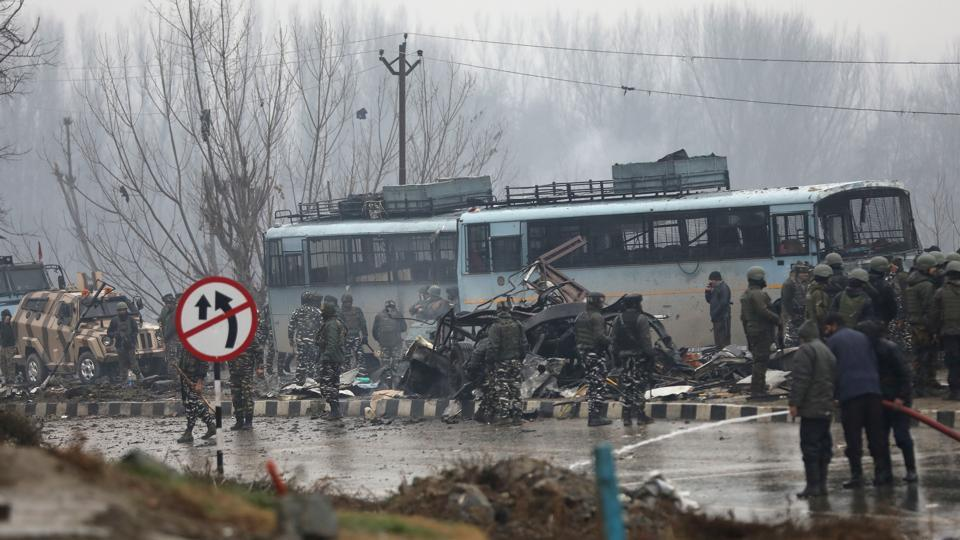 The investigators believe at least three to four people are suspected to be involved, including a bomb-maker and spotters who would have tipped off the bomber, Adil Admad Dar, about the movement of the convoy.